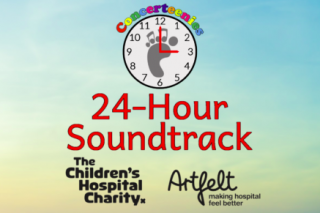 F1/F2 - Concerteenies 24 hour Soundtrack for 0-5's