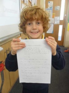Learning Champion Y3CW-Connor