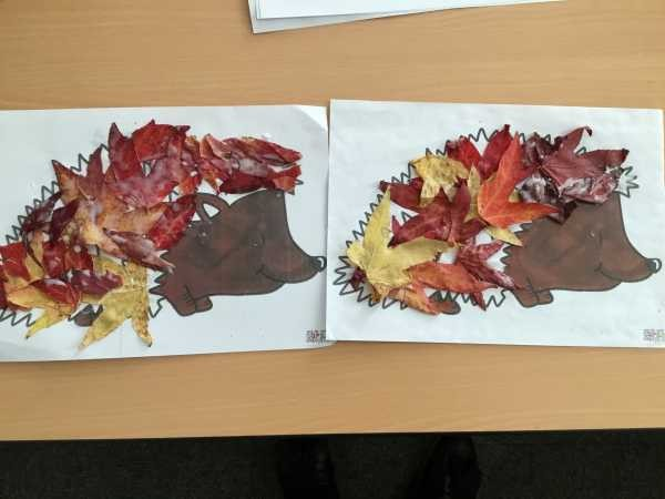 Y3EC's Autumn Artwork