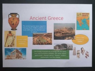 4DL Ancient Greece home learning - Well done!
