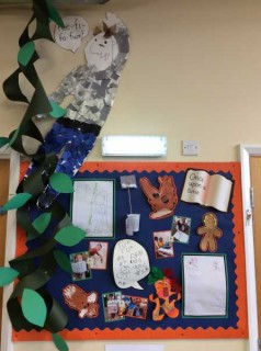 Jack and the Beanstalk and The Gingerbread Man