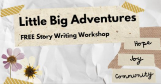 Y3-Y5 - FREE Story Writing Workshop from Ignite Imaginations